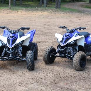 quad rides Latvia